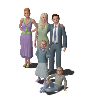 Durwood family