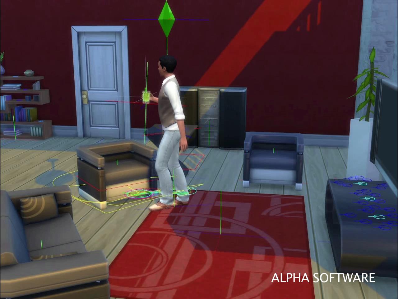 Les Sims 4 Alpha 02.jpg