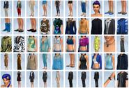 Sims4 Urbanitas CAS2