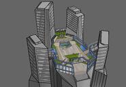 Sims 4 Urbanitas Arte Conceptual 8