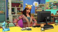 The Sims 4 Nifty Knitting Stuff Screenshot 02