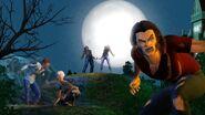 Werewolf Full Moon