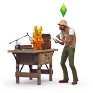 Sims4 Aventura en la Selva Render 4