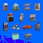 The Sims 4 Dream Home Decorator Screenshot 04