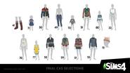Créez un kit Les Sims 4 - Style de vêtement gagnant