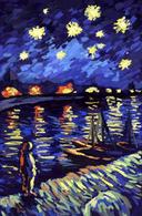 Painting brilliant medium 1