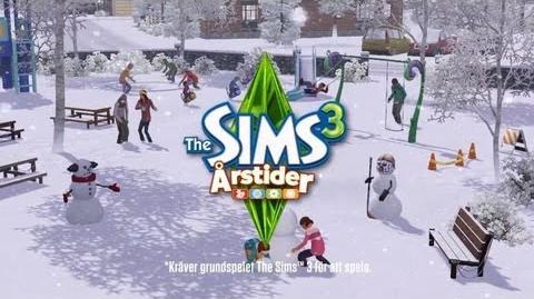 The Sims 3 Årstider Officiell Trailer