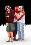Les Sims 4 Render 13