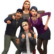 Sims4 Quedamos render6