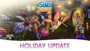 The Sims FreePlay Holiday 2016 Update Official Trailer