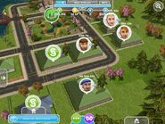 The sims freeplay15