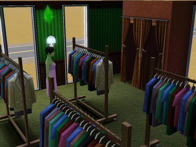 Centro comercial espejismo 2 hecho por Luis Simspedia