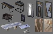 Sims 4 Fitness Arte Conceptual 1