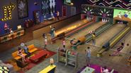 The Sims 4 Bowling Night Stuff Screenshot 01