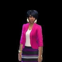 Jasmine Holiday 2 (Les Sims 4)