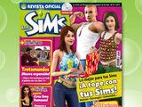 Revista oficial de Los Sims