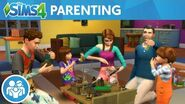 The Sims 4 Parenthood Parenting Official Gameplay Trailer
