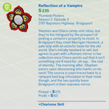 Reflection of a Vampire