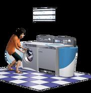 SP4 Laundromat
