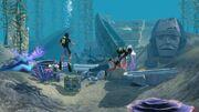 Sims underwater 2