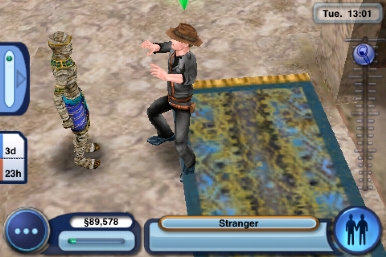 The Sims 3: World Adventures (smartphone)