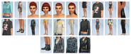 Sims 4 Moschino CAS