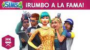 Los Sims 4 ¡Rumbo a la Fama! tráiler de presentación oficial-0