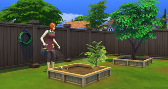 Gardening The Sims 4 The Sims Wiki Fandom