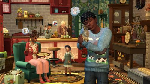 The Sims Вики