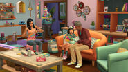 The Sims 4 Nifty Knitting Stuff Screenshot 01