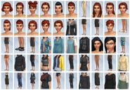 Sims 4 Vida Ecologica CAS 1