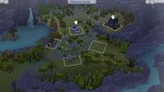 Sims4 Vampiros Forgotten Hollow mapa