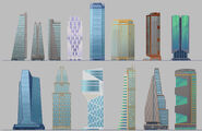 Sims 4 Urbanitas Arte Conceptual 7