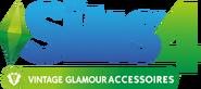 De Sims 4 Vintage Glamour Accessoires Logo