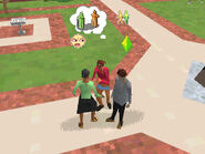 Les Sims 3 NDS 03