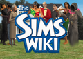 TheXmas's The Sims Wiki Logo