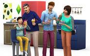 Sims4 Cocina Divina render2