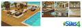 Sims 4 Vida Isleña Arte Conceptual 12