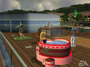 The Sims 2 (console) Screenshot 7