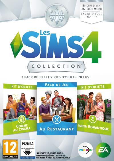 Les Sims 4 Collection 3