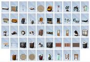 Sims4 Dia de Colada Objetos