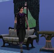 TS3 Movie Stuff Horror theme