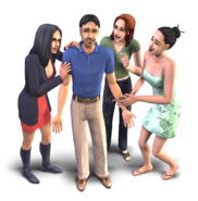 The Sims Life Stories Render 01