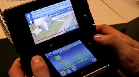 Video-Preview gamescom 2011 Die Sims 3 Einfach tierisch