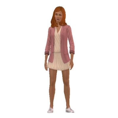 Nina Caliente (The Sims 3)