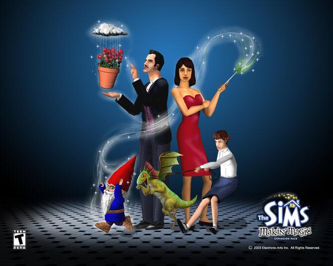 The Sims: Abracadabra