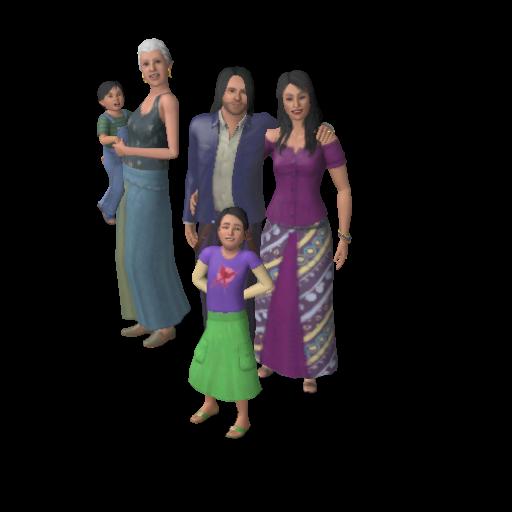 Famille Ivanov