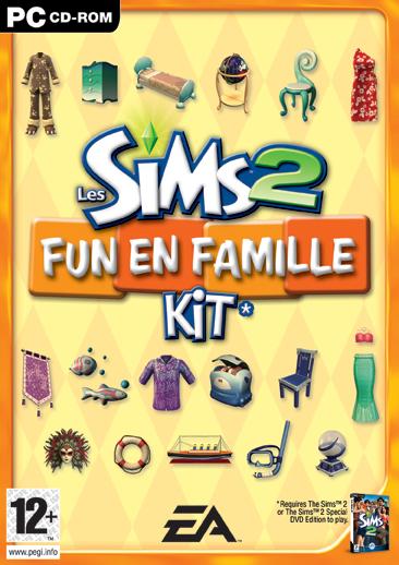 Les Sims 2: Fun en Famille