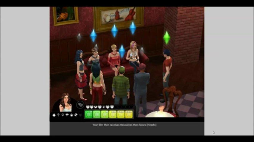The Sims 4 - Pre-Production Presentation (2010)