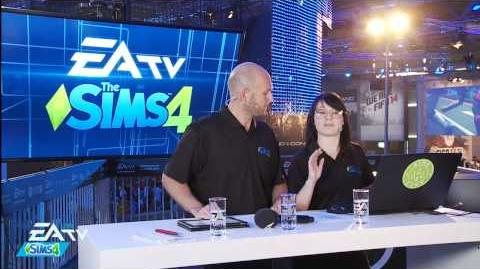 The Sims Live Broadcast - The Sims 4 at Gamescom 2013